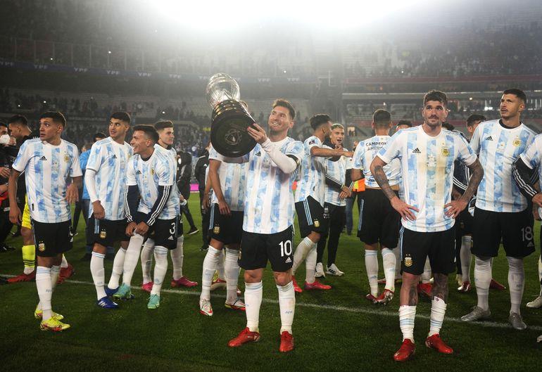 Dos regresos y dos dudas en Argentina para eliminatorias