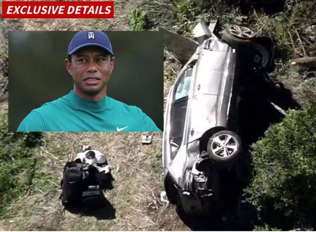 Tiger Woods no iba ebrio, ni bajo influencia de drogas