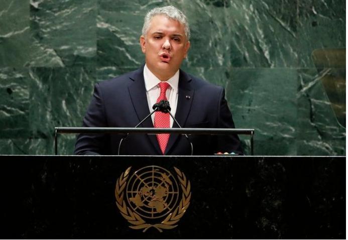duque afirma que no hay que ser ingenuos con dialogos sobre crisis venezolana