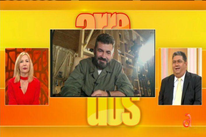 Entrevista con el supuesto hijo ruso del dictador Fidel Castro