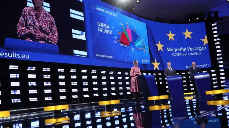 Ocho puntos claves de los resultados de las elecciones europeas de 2019
