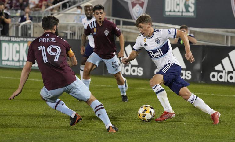 Hondureño Quioto anota y Montreal gana 2-0 a Fire en la MLS