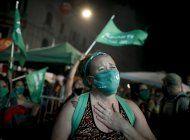 argentina sigue atenta a la implementacion de ley de aborto
