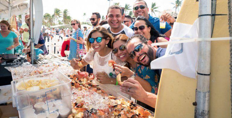 Festival de comida y vino de South Beach pospuesto a primavera en medio de un aumento en los casos de COVID-19