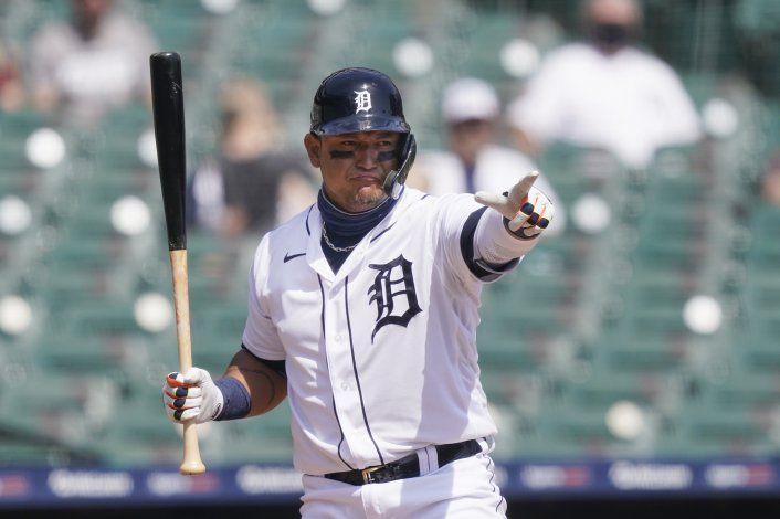 Tigres: Cabrera en lista de lesionados por lesión muscular