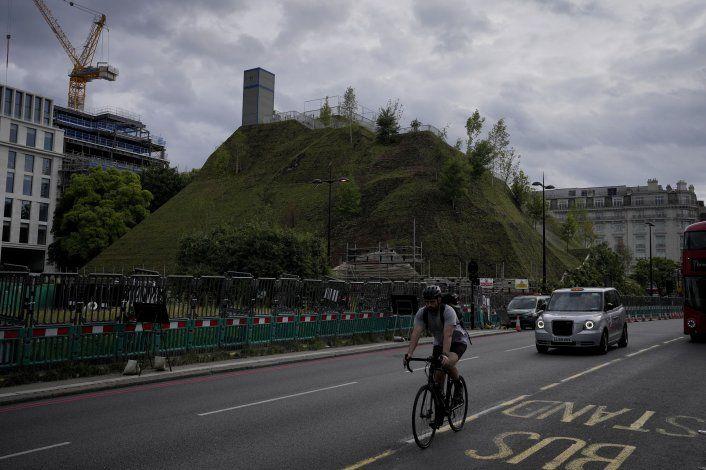 Nueva atracción de Londres decepciona a visitantes
