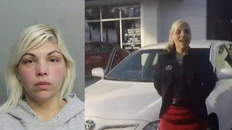 Una cubana de Hialeah fue arrestada por cometer fraude en una compañía del Doral para cual trabajaba