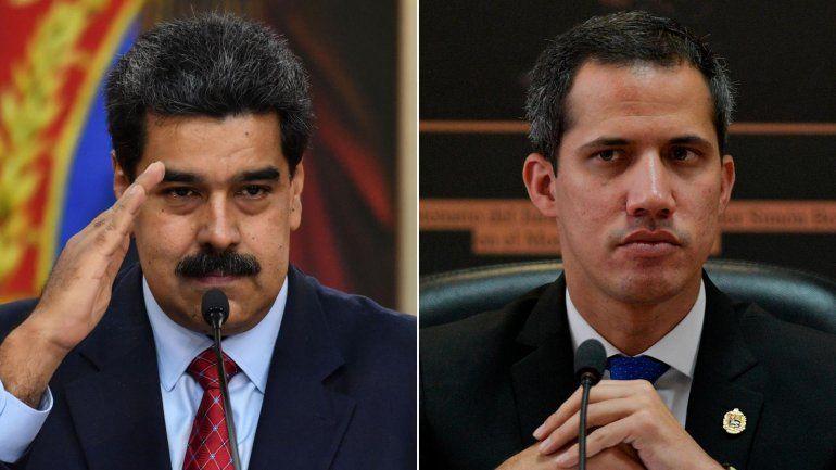 Maduro confirma negociaciones con la oposición