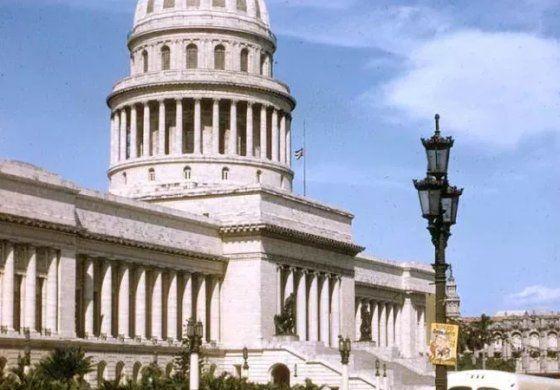 La Cuba del recuerdo | El capitolio nacional