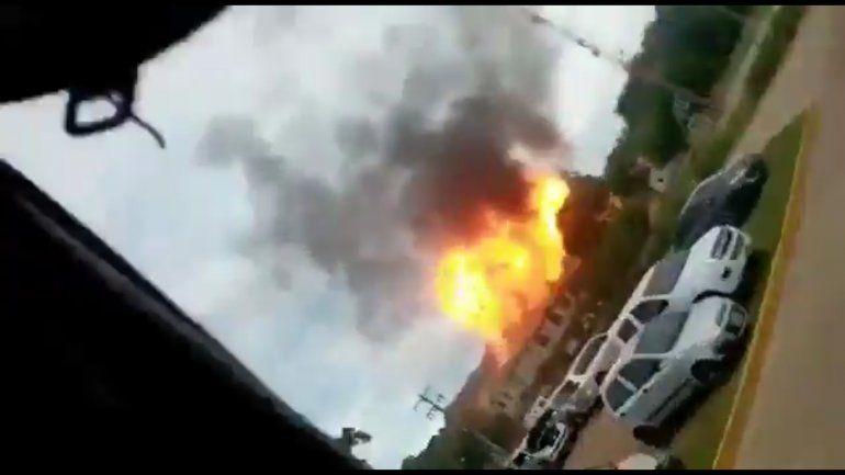 Colombia: Explota coche bomba dentro de base militar