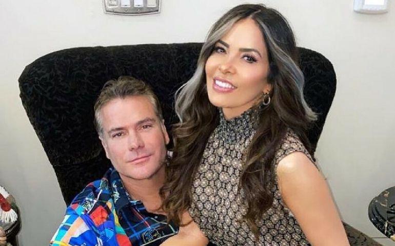 Armando Gómez, el esposo de Gloria Trevi.