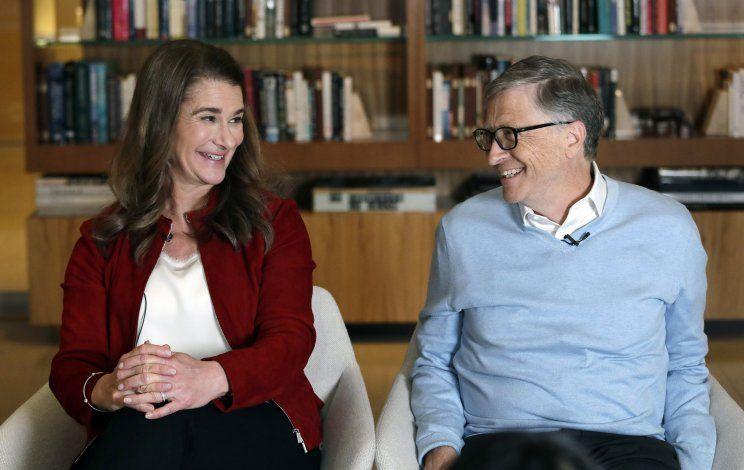 Bill y Melinda Gates anuncian el fin de su matrimonio