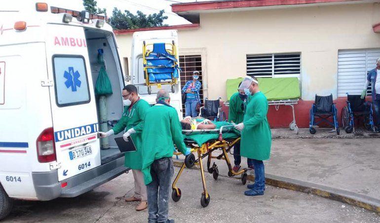 Accidente de tránsito en Camagüey deja dos fallecidos y 15 lesionados