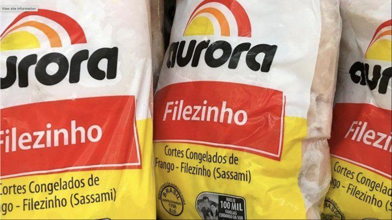 Cuba importó en mayo más de 2 mil toneladas de pollo de Brasil