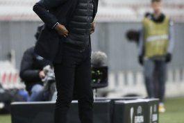 niza cesa al tecnico vieira tras eliminacion de liga europa