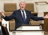 bill clinton se recupera de infeccion urinaria: asistente