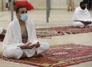 coronavirus altera de nuevo peregrinacion del haj en la meca