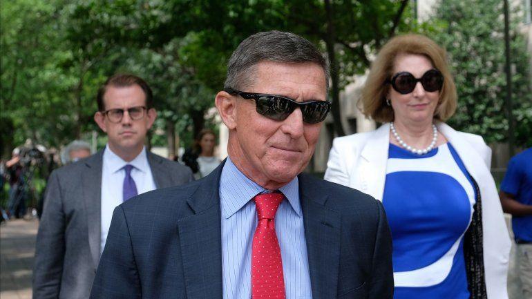 Desestiman el caso contra Michael Flynn como cuestionable después del indulto de Trump