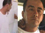 detuvieron en peru a cara cortada, el extorsionador que asesino a un comerciante venezolano