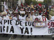 mexico: conmemoran 50 anos de masacre estudiantil de 1971