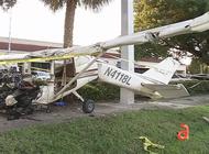dos mujeres resultaron gravemente heridas, al estrellarse en una avioneta en miramar