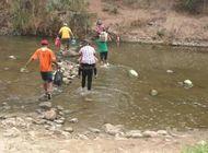 dos venezolanos murieron un paso fronterizo ilegal