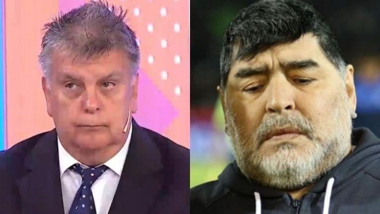 La revelación que desenmascara a Maradona: Uno de los hijos reconocidos no es suyo