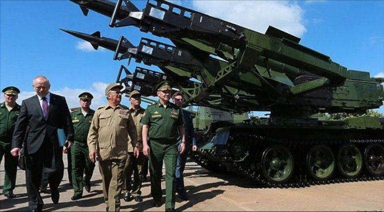 Se enfrían relaciones de Rusia y Cuba