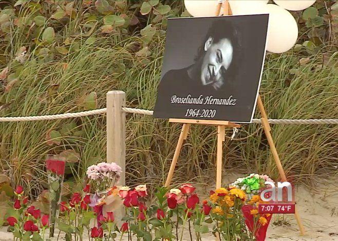 Departamento de medicina forense del condado Miami-Dade revela la causa de muerte de la actriz cubana,  BroseliandaHernández