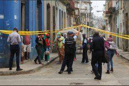 un poblado de matanzas, confinado y militarizado por la presunta presencia de una cepa del covid-19