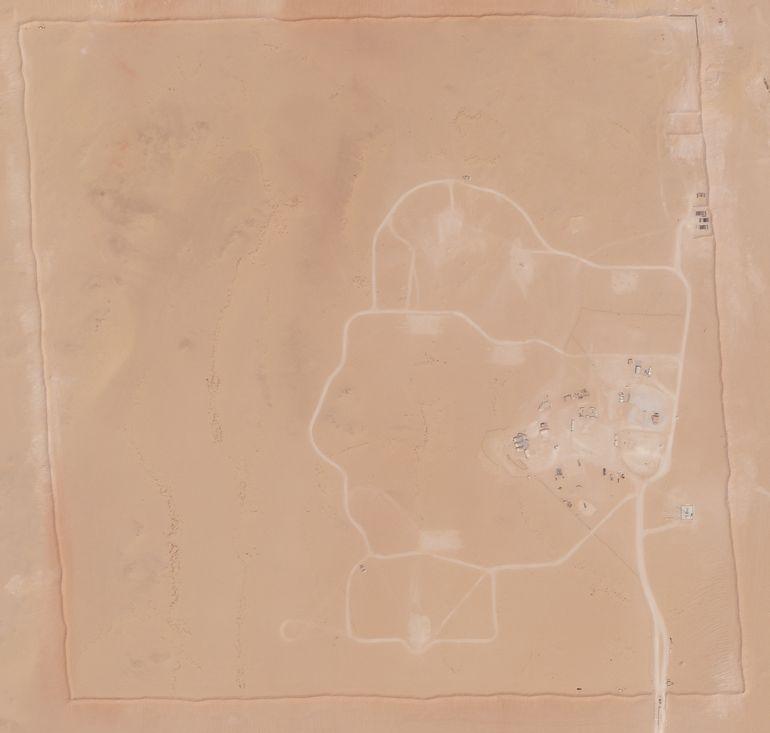 EEUU retiró misiles de base en Arabia Saudí, revelan fotos