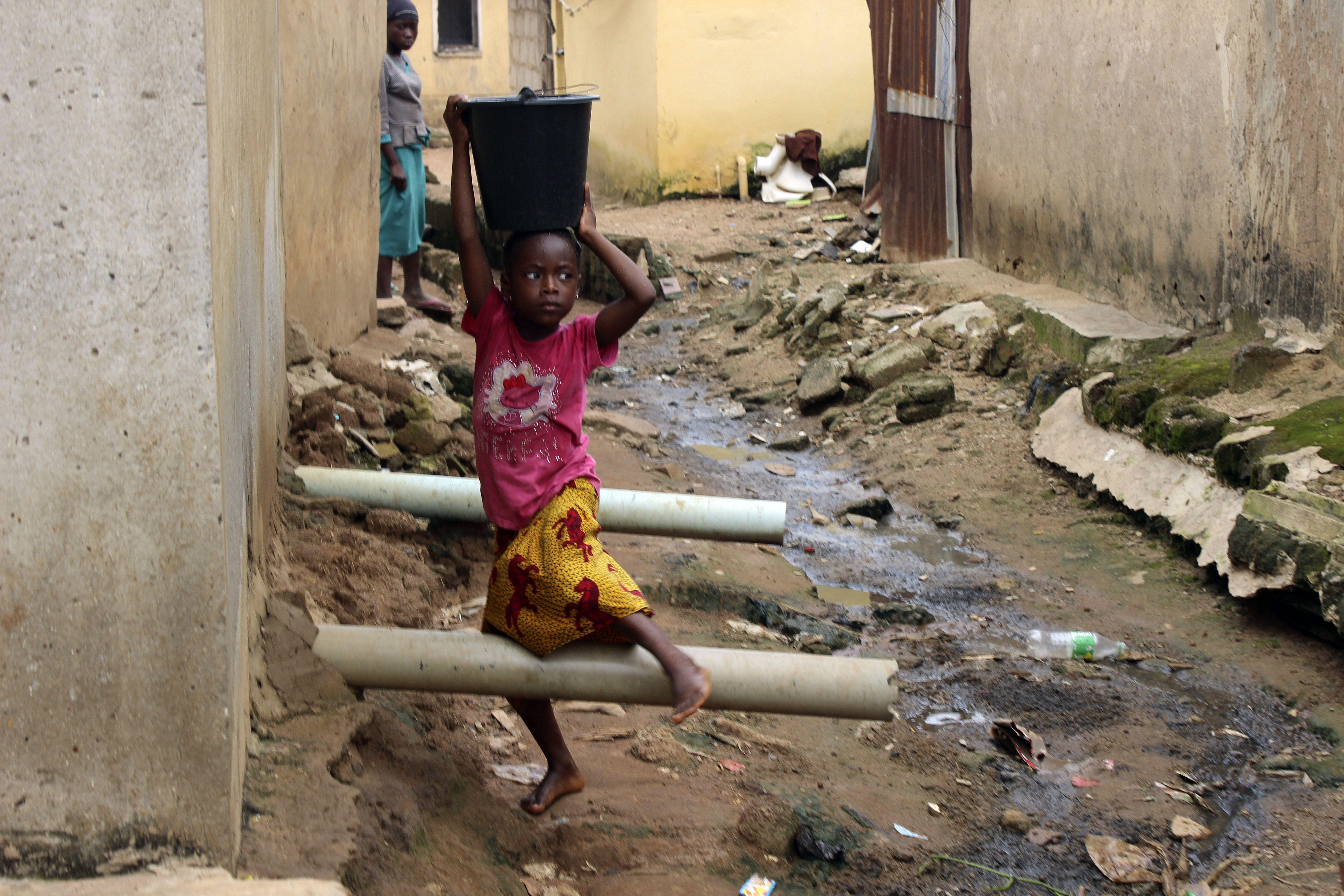 nigeria combate un grave brote de colera