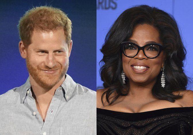 Oprah y Enrique crean serie de salud mental para Apple TV+