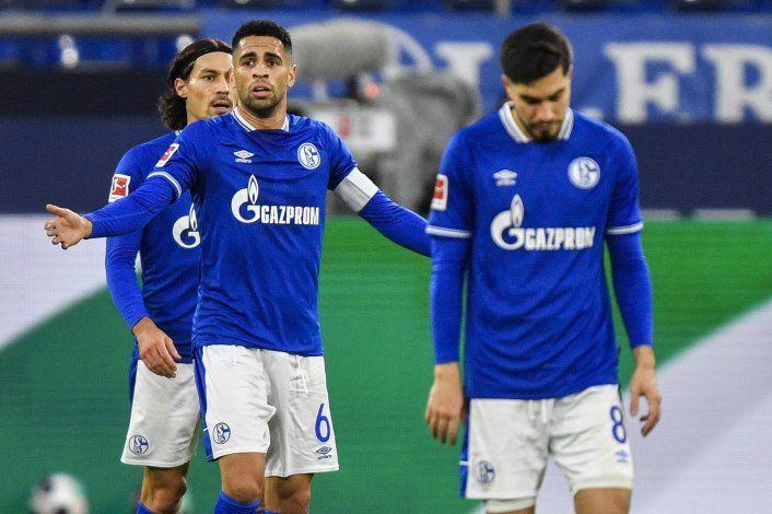 Sombrío panorama de Schalke en el fondo de la Bundesliga