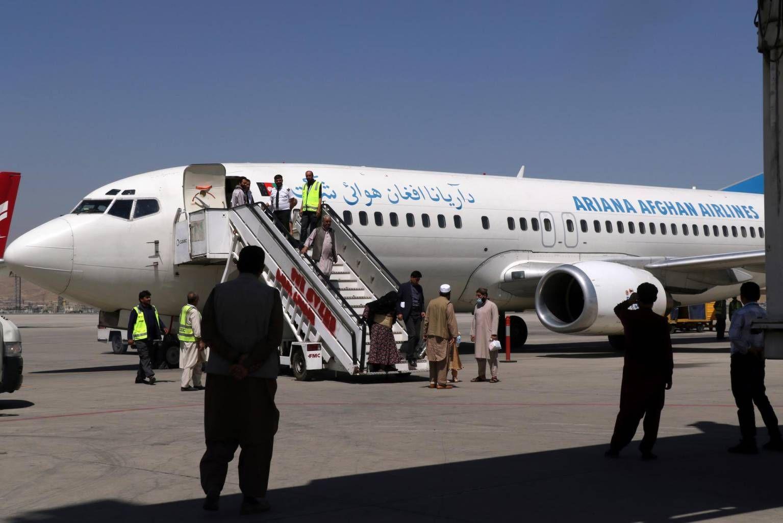 eeuu suspende sus vuelos de evacuacion de kabul por un brote de sarampion entre ciudadanos afganos
