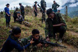al menos seis militares venezolanos fueron secuestrados por las disidencias de las farc en la frontera con colombia