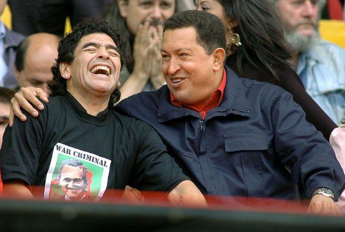 La millonaria deuda del chavismo con Maradona