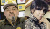 El día que Diego Maradona se las ingenió para conocer a Verónica Castro y pagó con una entrevista a Televisa