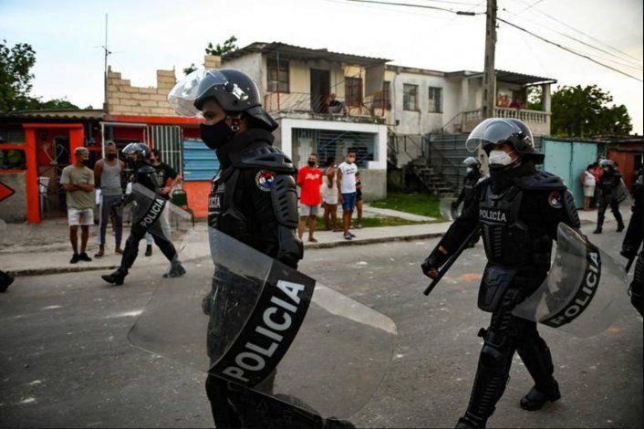 Fiscalía Militar acusa a policía que mató a un manifestante en La Güinera