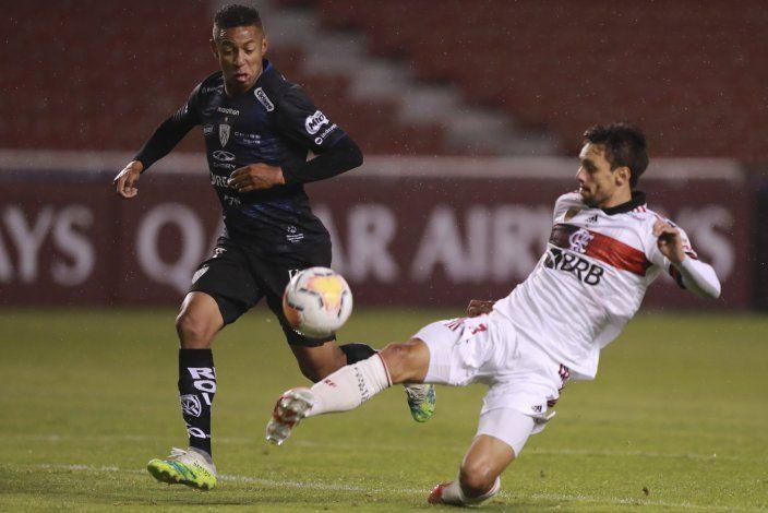 Tras confusión, Guayaquil alberga partido Barcelona-Flamengo