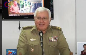 Muere de Covid-19 el general de la Reserva cubano Manuel de Jesús Rey Soberón
