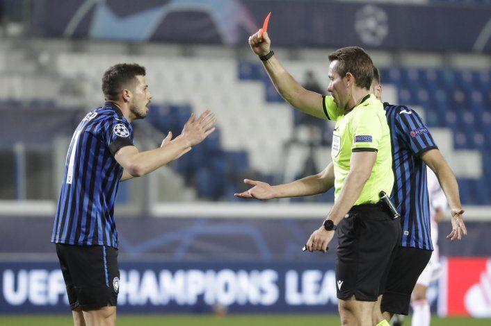 Gol de Mendy sella triunfo 1-0 del Madrid ante Atalanta