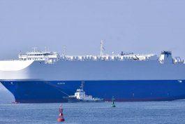 netanyahu acusa a iran de atacar un carguero israeli