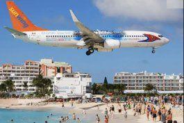 aerolinea canadiense sunwing reiniciara vuelos semanales a cuba en diciembre