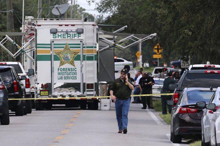Florida: Hombre mata a 4 personas, incluida madre y bebé