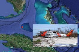 tragedia en bahamas: un muerto y cinco desaparecidos en extrano naufragio de balseros cubanos
