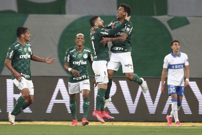 Palmeiras y Barcelona de Guayaquil avanzan a cuartos