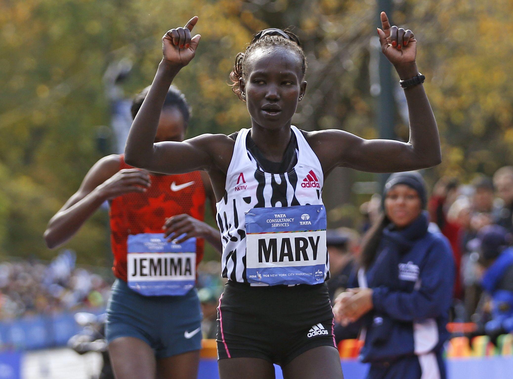 se retira mary keitany, record mundial de carreras femeninas