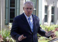 australia: gobierno apoya a ministro acusado de violacion