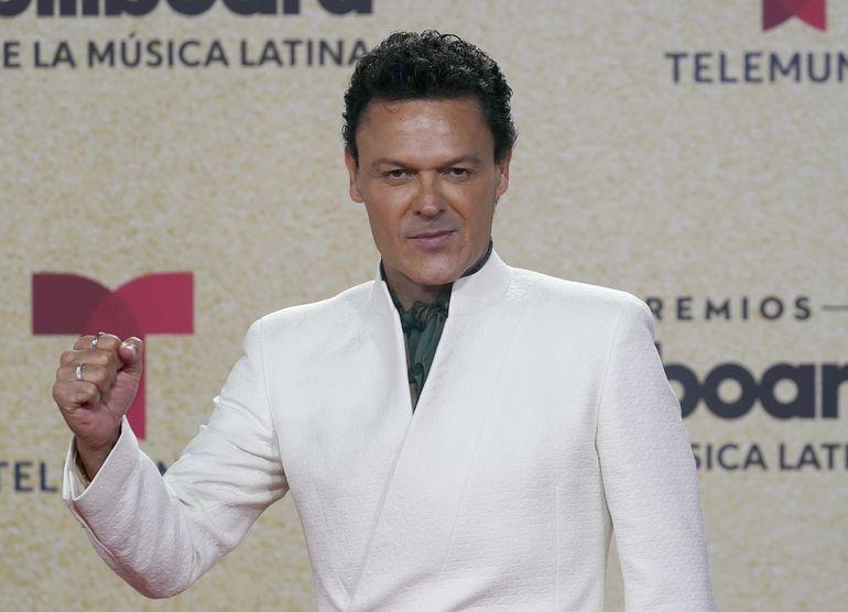 Pedro Fernández: Pedí permiso a Malverde para personificarlo